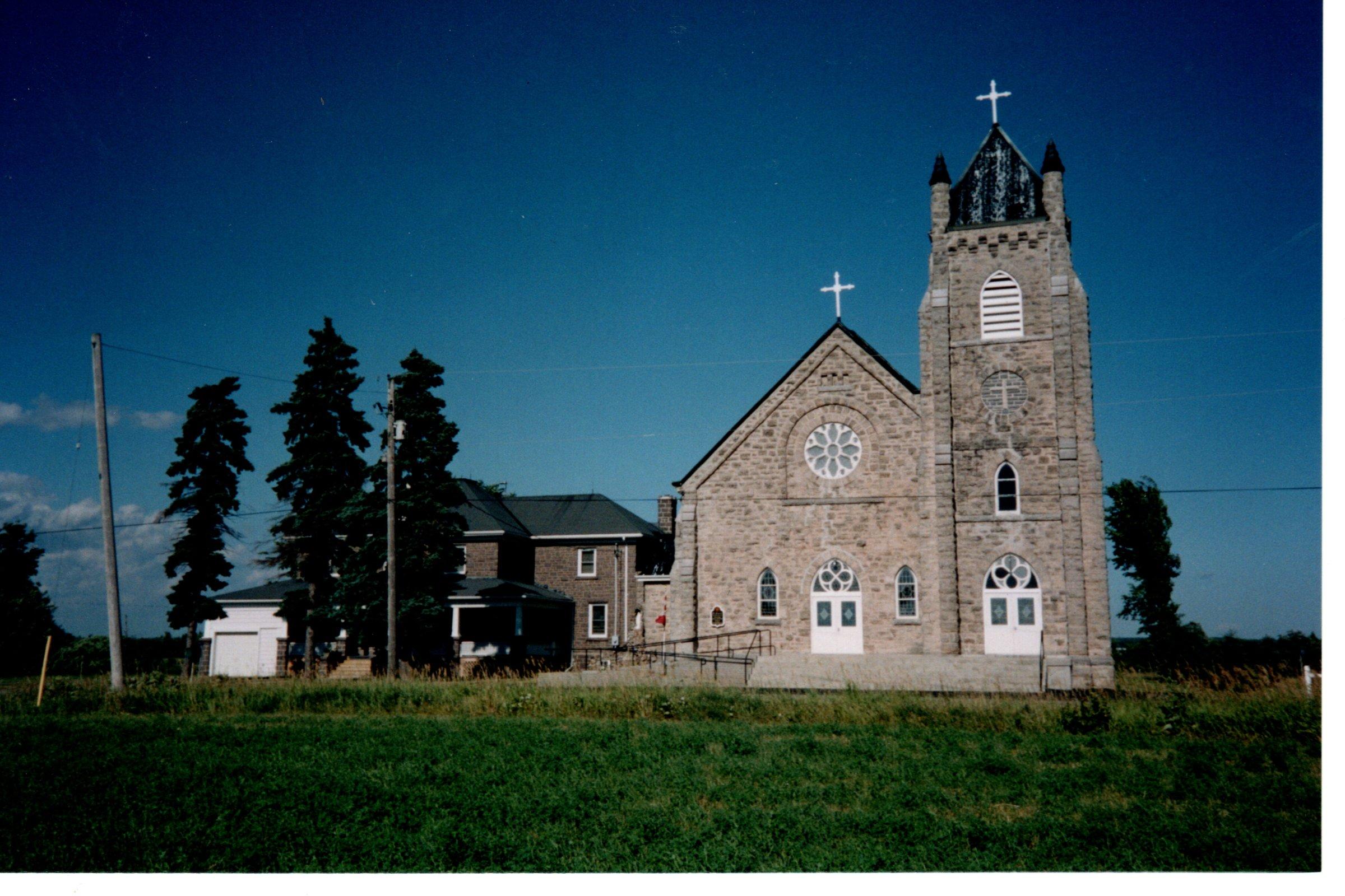 St. Pat's Church1